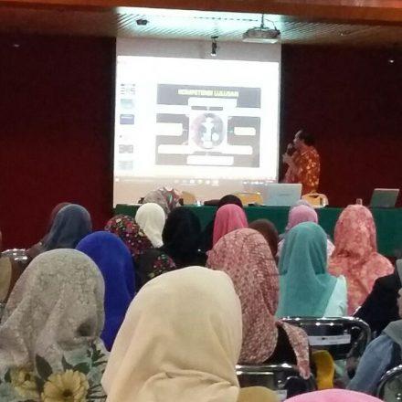 Pelatihan PKM jurusan Sastra Arab UM