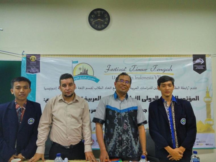 Mahasiswa Jurusan Sastra Arab Meraih Penghargaan Sebagai Penulis Makalah Terbaik